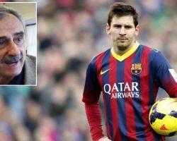 El entrenador de la selección argentina justifica a Messi: no puede ser un mago en cada juego.