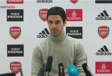El entrenador del Arsenal, Arteta, confirma COVID-19