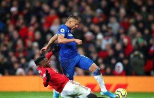 Bissaka Manchester United