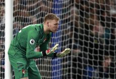 Chelsea y Tottenham quieren presentar al portero de Bournemouth Ramsdale este verano.