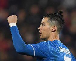 Cristiano Ronaldo niega ser feliz en la Juventus: muy feliz, este es el mejor equipo de la Serie A