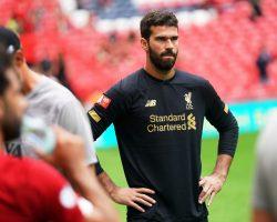 Neil Mellor: Si Alisson está en la cancha, quizás Liverpool pueda avanzar.