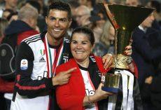 La condición de la madre es estable, Cristiano Ronaldo se apresura a regresar a Turín para prepararse